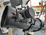 Teleskop mit individuellen Design - Das Umlackieren