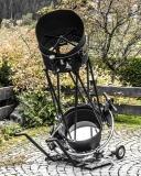 NGT-18: 18 45cm Newton-Dobson-Teleskop mit 2000mm f/4,5 Hufeisenmontierung gebraucht Bestzustand