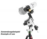 TS-Optics PhotoLine 60mm 360mm f/6 FPL53 APO 2 R&P Okularauszug