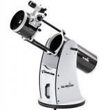 Spiegelteleskope mit Rockerbox als Montierung