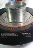 Reparatur einer Meade LX200 16 Montierung