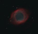 Helixnebel mit 130PDS Photonewton, QSI 540