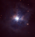 Pacman- und Iris-Nebel mit dem 130PDS Photo-Newton und der One-Shot-CCD (QHY-8L)