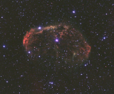 Ein paar Aufnahmen mit dem SkyWatcher 130PDS Photo-Newton