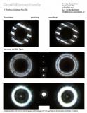 Qualitäts- Test-Nachweis: TS-Optics / GSO 8 f/8 Ritchey-Chrétien Teleskop 203/1624mm Pro RC Metalltubus