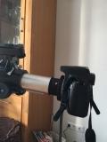 Canon EOS DSLR Kamera an Evostar 90 Refraktor zum fotografieren