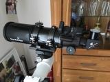 Auch ein hochwertiger Zenitspiegel macht bei einem günstigen, einfachen Teleskop Sinn