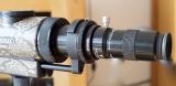Foto-Objektiv zum Teleskop umbauen