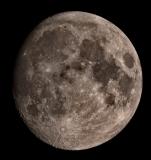 Mondfotos mit dem SkyWatcher EVOSTAR-80 ED DS PRO 80mm 600mm ED-APO Teleskop