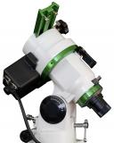 SkyWatcher Montierung EQM-35 Pro SynScan mit Stahl-Stativ. Eine fototaugliche Reisemontierung.