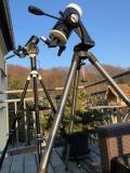 Vergleich und Erfahrung / Test SkyWatcher Maksutov SkyMax 90mm und 127mm Unterschied