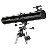 Celestron Teleskop PowerSeeker 114EQ Newton auf Montierung    ppp