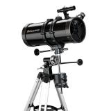 Celestron Teleskop PowerSeeker 127EQ Newton auf Montierung  ppp