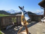 Erfahrung mit GSO Newton 150mm f/6 und Dobsonmontierung Eigenbau