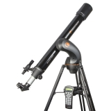 Celestron NexStar 90 GT Teleskop mit GoTo / Nachführung Montierung 90GT