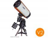 Celestron CGX 1100 RASA Astrograph Teleskop auf Montierung