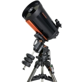 Celestron CGX-L 1400 SCT GoTo C14 Teleskop auf stabiler Montierung