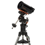 Celestron CGE Pro 925 SC Goto-Teleskop auf sehr stabiler Montierung