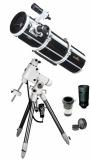 Kurze Erfahrung mit Teleskop Skywatcher Explorer-250PDS Newton auf EQ6-R Pro GoTo SkyScan Montierung