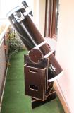 Erfahrung mit Skywatcher Explorer-250PDS Newton Teleskop auf Selbstbau-Rockerbox