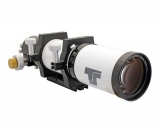 TS-Optics ED 80mm f/7 560mm FPL51 ED-APO-Refraktor Teleskop mit 2 Crayford Okularauszug