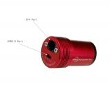 ZWO ASI174 Mini - Autoguider  1,25 und Mono Astrokamera - Chip D=13,4mm  ppp