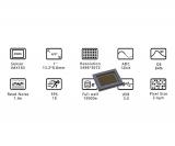 ZWO ASI183MC Astro Color / Farbkamera  CMOS  - Sony CMOS D=15,9 mm    ppp
