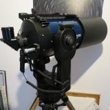 Gebraucht: Meade LX90 8 mit GoTo, GPS und LNT und weiteres Zubehör. Sehr gut erhalten.