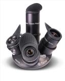 Baader Q-Turret Okularsatz (Okularrevolver, 3x Classic Ortho, 1x Plössl, 1x Q-Barlow 2.25x)   ppp