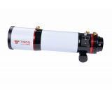 TS-Optics 71SDQ 71mm 450mm f/6,3 Quadruplet Apo mit Feldebnung im Okularauszug