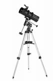 BRESSER Teleskop Pluto 114/500 EQ mit Smartphone Kamera Adapter   ppp