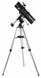 BRESSER Spica 130/650 EQ3 - parabol. Spiegelteleskop mit Smartphone Kamera Adapter ppp