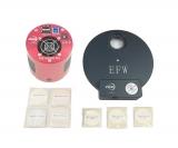 ZWO Kit ASI1600MM Pro - 8pos Filterrad 31mm L-RGB - 3x Nebelfilter  ppp