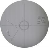 Austausch der Strichplatte des Skywatcher HM6 Polsucher passt bei der Bresser EXOS-2