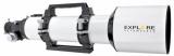 Vergleich Skywatcher 120/600mm mit dem ES ED APO 102/714mm und versch. Okulare