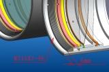 APM 100 mm 90° Semi-Apo Fernglas mit 1,25 Wechselokularaufnahme  a/n