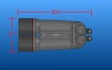 APM 150 mm 45 ° ED-Apo Bino für 2 Okulare ppp