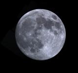 Mond-Mosaik mit Celestron NexStar Evolution C8 und AL5ccdIIL-c