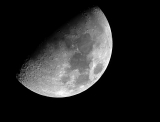 Mond und M31 Andromeda Galaxie mit TSAPO60 TS Photoline 60mm f/6 FPL53 APO