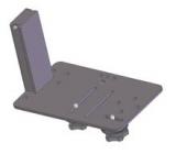 VI38011 Vixen Multiplatte für Porta Montierung - L Halterung