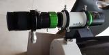 2 Okular mit SkyWatcher EvoGuide 50ED Sucher