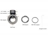ZWO Off Axis Guider für Astrofotografie - umfangreiches Zubehör   ppp