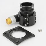 Lacerta OCTO-PLUS 2-zoll Okularauszug für Newton (auf 8 Kugellager geführt, mit 1:10 Mikrofokus-Einheit und 2 selbstzentrierende Okularhülse)