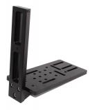 TS-Optics L-Halter für Ferngläser und Spektive Winkelhalter mit Prismenschiene