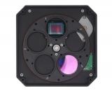 ZWO SW Astrokamera ASI1600GT gekühlt mit integriertem 5pos Filterrad   ppp
