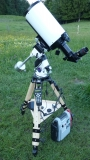Gastbeitrag für Erfahrung in der Astrofotografie mit Teleskop, Montierung und Kamera
