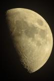 Mond mit Panasonic Lumix G9