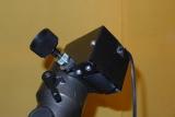 Abdeckung selber bauen für den DEC Motor bei dem GoTo Kit für Vixen GP Montierung