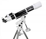 Mit 66 Jahren mein erstes Teleskop, Skywatcher Evostar 120 / 1000 mm auf EQ 5