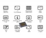 ZWO Farb Astro Kamera ASI 2600MC-PRO gekühlt, Chip D= 28,6 mm